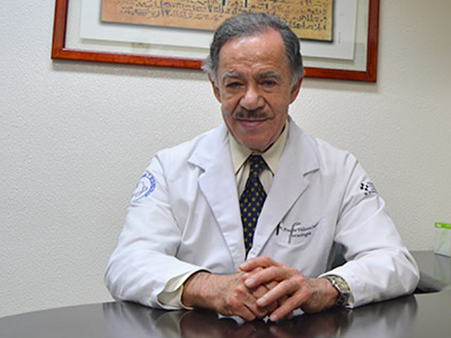 Francisco Velasco Campos, MD PhD